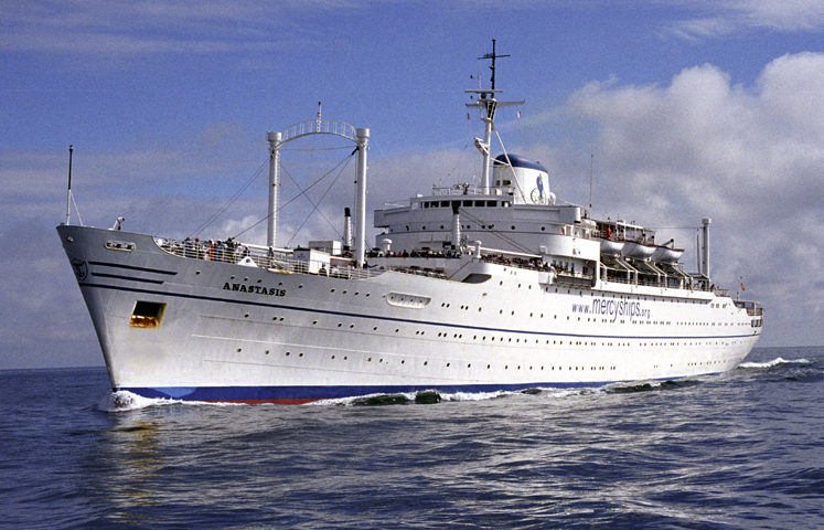 Mercy Ships uses SNMPC to monitor Hospital Ship Network